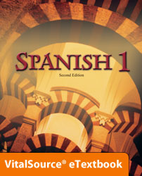 Spanish 1 eTextbook ST (2nd ed.)