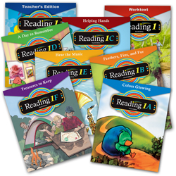 Reading 1 Subject Kit (4th ed.)