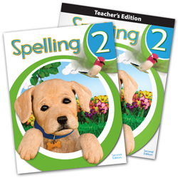 Spelling 2 Subject Kit (2nd ed.)
