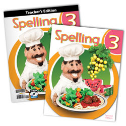 Spelling 3 Subject Kit (2nd ed.)