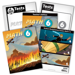 Math 6 Subject Kit (3rd ed.)