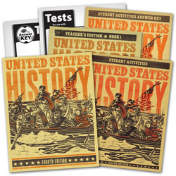 U.S. History Subject Kit (4th ed.)
