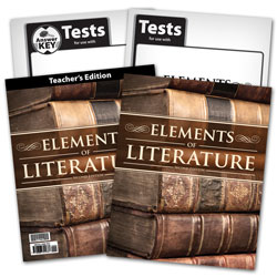 Elements of Literature Subject Kit (2nd ed.)