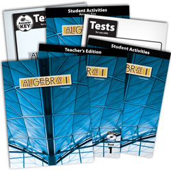 Algebra 1 Subject Kit (3rd ed.)