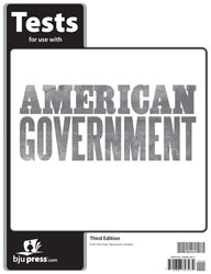 American Government Tests (3rd ed.)