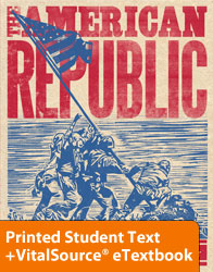 American Republic eTextbook & Printed ST (3rd ed.)