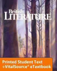 British Literature eTextbook & Printed ST (2nd ed.)