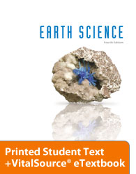 Earth Science eTextbook & Printed ST (4th ed.)