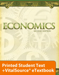 Economics eTextbook & Printed ST (2nd ed.)
