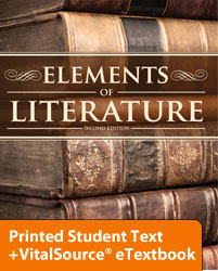 Elements of Literature eTextbook & Printed ST (2nd ed.)