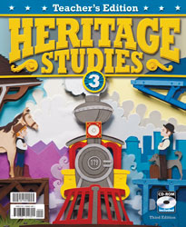 Heritage Studies 3 Teacher's Edition with CD (3rd ed.)