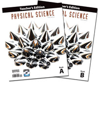 Physical Science Teacher's Edition with CD (5th ed., 2 vols.)