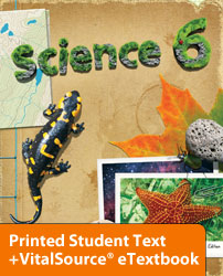 Science 6 eTextbook & Printed ST (4th ed.)