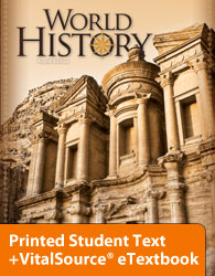 World History eTextbook & Printed ST (4th ed.)