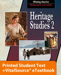 Heritage Studies 2 eTextbook & Printed Student (2nd ed.)