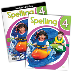 Spelling 4 Subject Kit (2nd ed.)