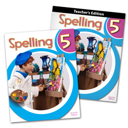 Spelling 5 Subject Kit (2nd ed.)