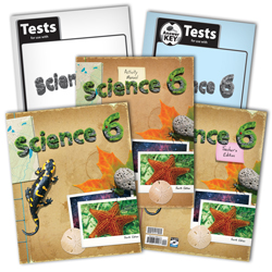 Science 6 Subject Kit (4th ed.)