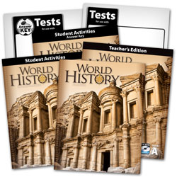 World History (4th ed.) Subject kit