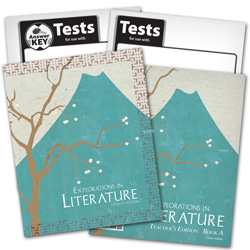 Explorations in Literature Subject Kit (4th ed.)