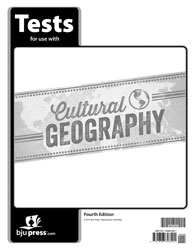 Cultural Geography Tests (4th ed.)