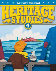 Heritage Studies 4 Student Activities Manual (3rd ed.)