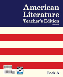 American Literature Teacher's Edition with CD (3rd ed., 2 vols.)