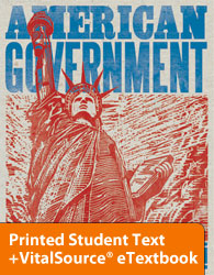 American Government eTextbook & Printed Student Text (3rd ed.)