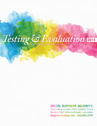 2014 Testing & Evaluation Catalog
