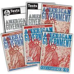 American Government Subject Kit (3rd ed.)