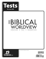 Biblical Worldview Tests (KJV)