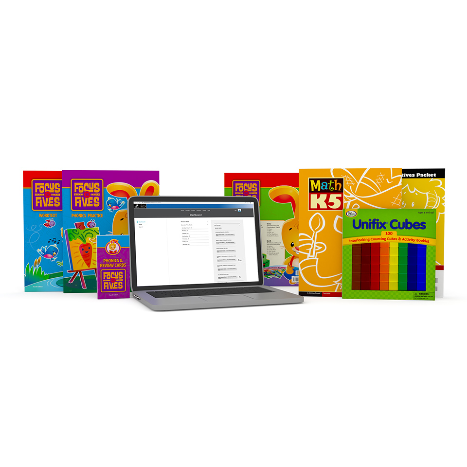 K5 Online with Books
