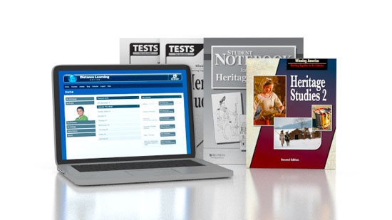 Heritage Studies 2 Online with Books (2nd ed.)
