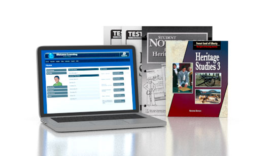 Heritage Studies 3 Online with Books
