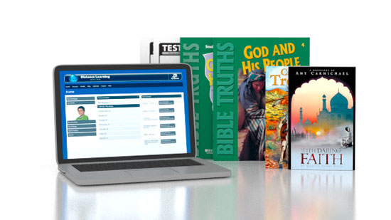 Bible Truths 4 Online with Books (3rd ed.)
