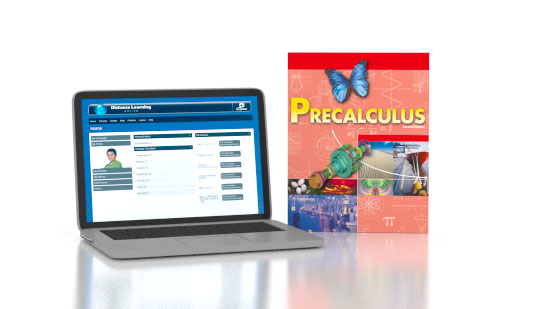 Precalculus Online with Books