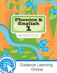Phonics, English, and Handwriting 1 Online Only