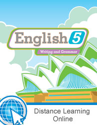 English 5 Online Only