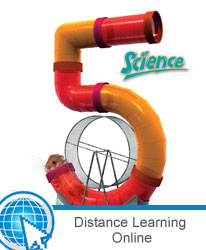 Science 5 Online Only