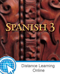 Spanish 3 Online Only