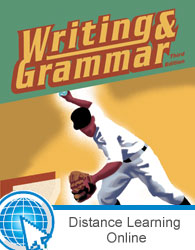 Writing & Grammar 7 Online Only