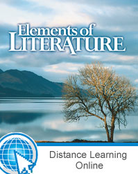 Elements of Literature Online Only