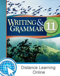 Writing & Grammar 11 Online Only