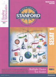 SESAT 1: Early K5 Stanford Achievement Test (test kit)