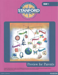 Early K5 Stanford Preview for Parents: SESAT 1
