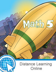 Math 5 Online Only (3rd ed.)