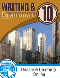 Writing & Grammar 10 Online Only (3rd ed.)