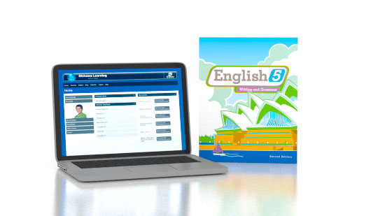 English 5 Online with Books (2nd ed.)