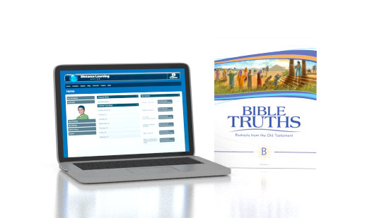 Bible Truths B Online with Books (3rd ed.)