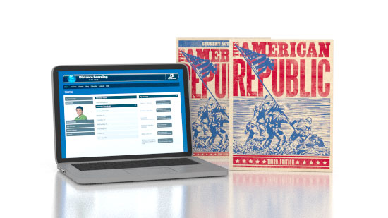 American Republic Online with Books (3rd ed.)